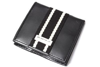 バーバリーブラックレーベル 財布