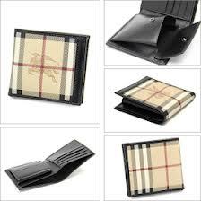 バーバリーの財布