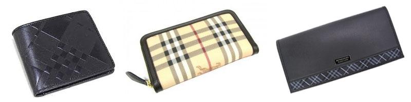 バーバリー財布イメージ
